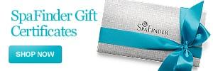 SpaFinder.com Gift Certificate
