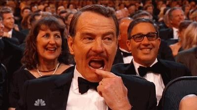 And Bryan Cranston Clearly Enjoyed Himself