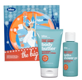 Tuesday Giveaway! Bliss The Big 'Orange' Set