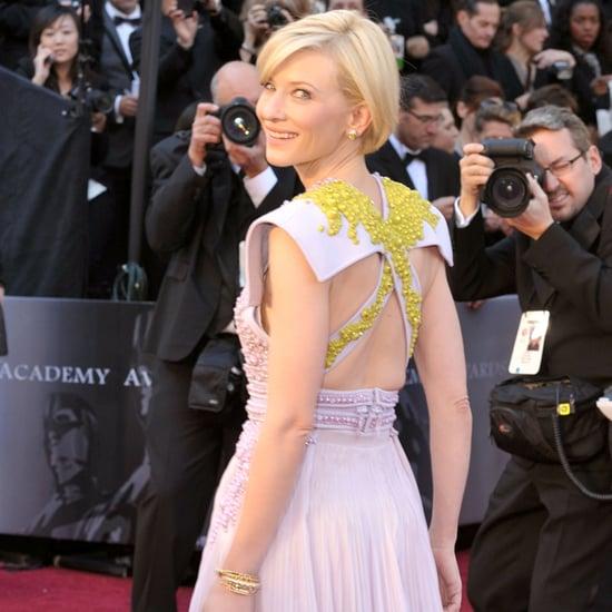 Red Carpet Oscars Style Timeline
