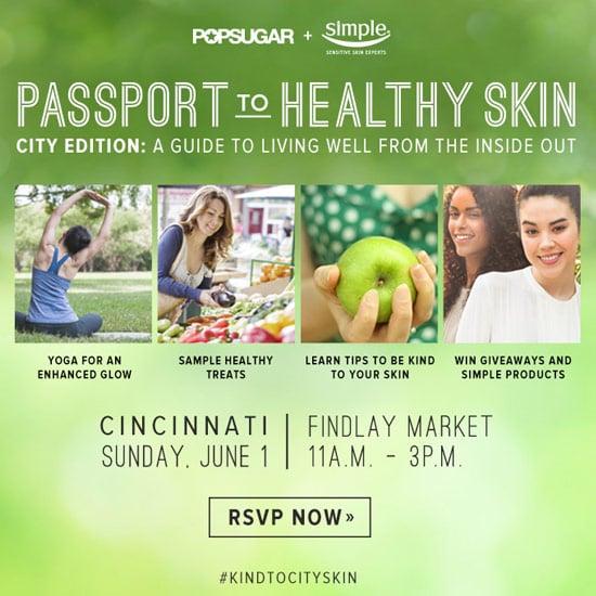 Healthier Skin Is Coming to Cincinnati: RSVP Now