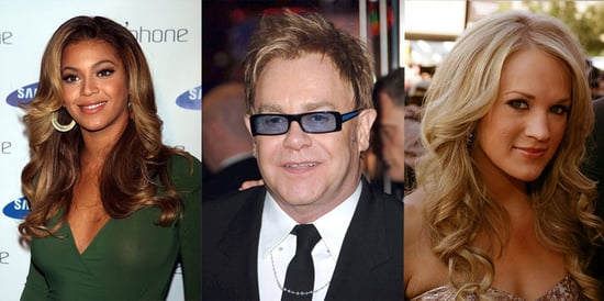 Beyonce, Carrie Underwood, Elton John to Perform at Movies Rock