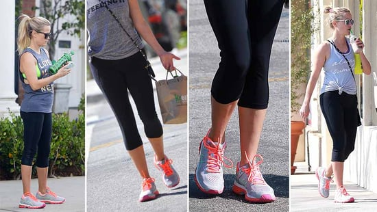Reese Witherspoon's Go-To Workout Sneakers Are On Sale #Score