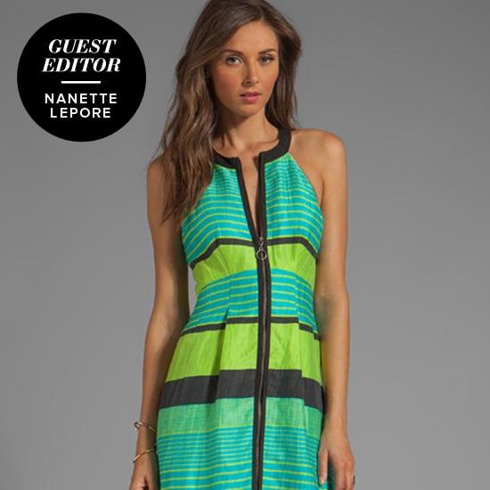 Nanette Lepore Summer 2013 Collection
