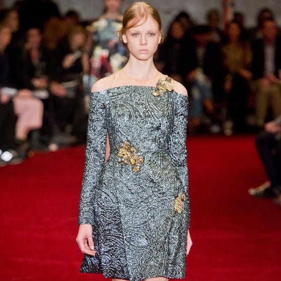 Erdem Fall 2014 Runway Show | London Fashion Week