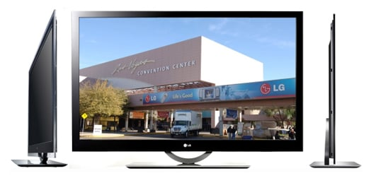 Daily Tech: LG to Unveil a Slim LED-Backlit LCD TV at CES