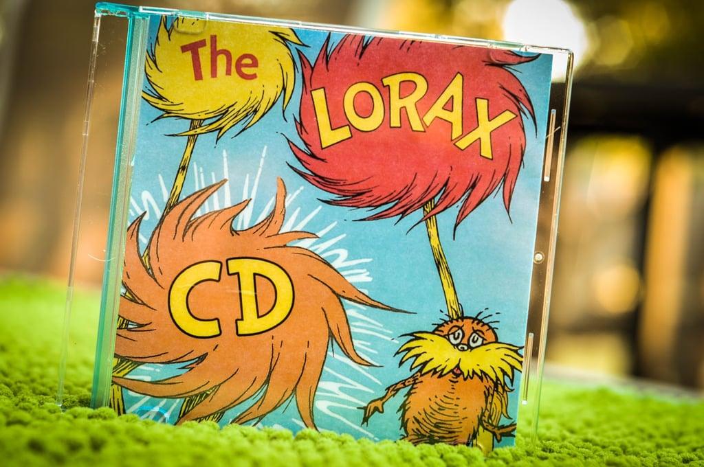 The Lorax CD