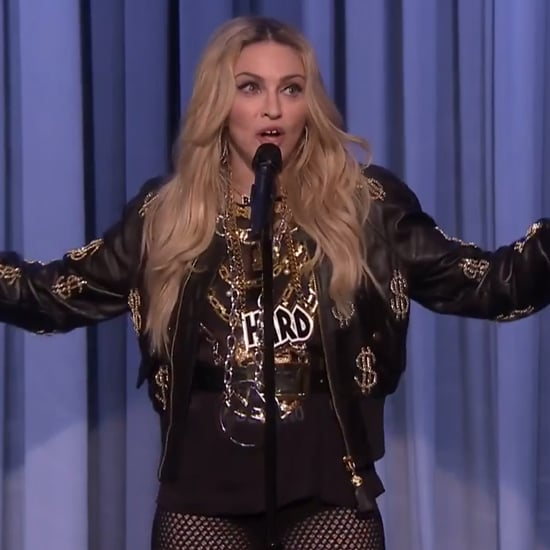 Madonna's Stand-Up Comedy on The Tonight Show | Video