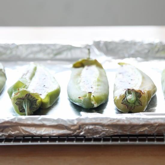 Feta Stuffed Pepper Recipe