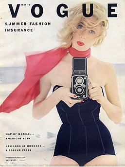 Vogue, May 1952