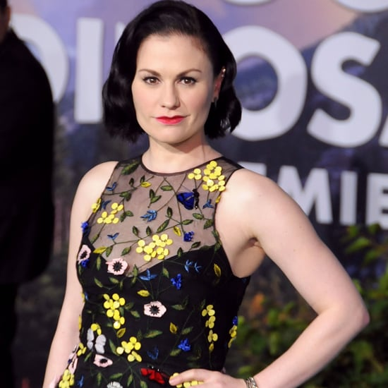 Anna Paquin's True Blood Red Lingerie Workout | POPSUGAR ... Anna Paquin