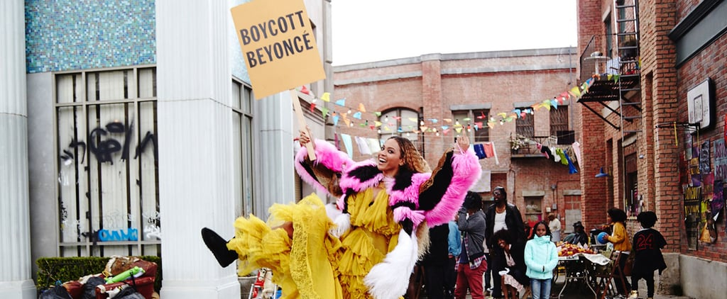 Beyoncé Offers an Intimate Portrait of Lemonade With Behind-the-Scenes Photos