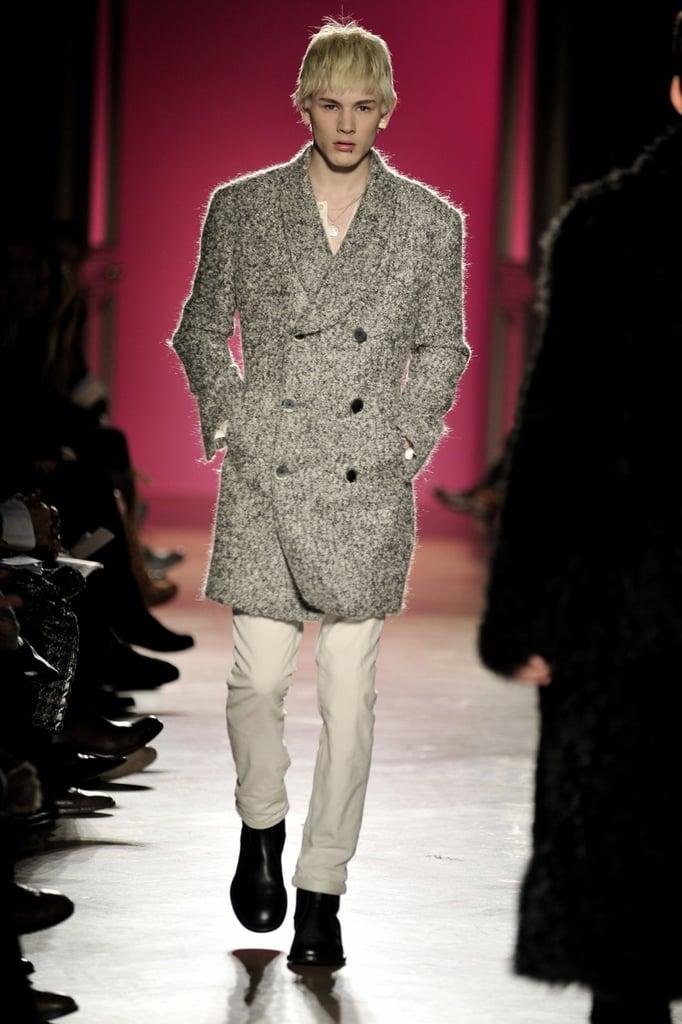 Paris: Emanuel Ungaro Men's Fall 2009