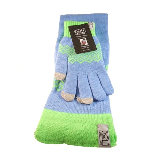 When he's outside or on the go, he'll still be able to play with his touchscreen devices thanks to the Rolf Bleu Kids' Texting Gloves and Scarf ($32).