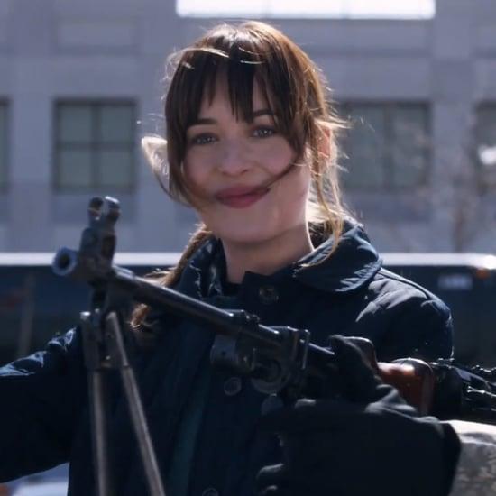 Dakota Johnson in SNL's ISIS Spoof | Video