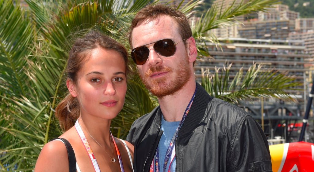 Alicia Vikander and Michael Fassbender Have a Cute Day Date in NYC