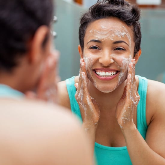 Why You Shouldn't Wash Your Face With Soap