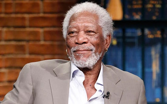 FROM EW: Morgan Freeman Narrates Pedestrians' Actions - and It's Riveting