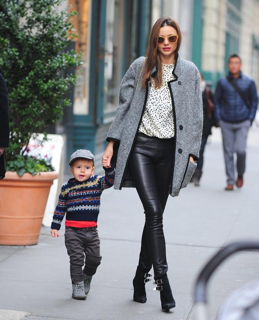 November 2012: On The Street In New York