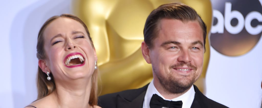 See Every Wild Moment From Leonardo DiCaprio's Big Night at the Oscars