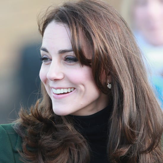 The Duchess of Cambridge's Green Sportmax Coat