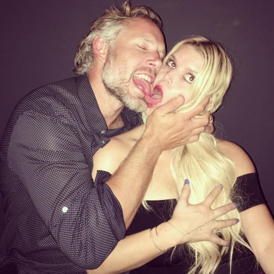 Jessica Simpson and Eric Johnson Cutest Pictures
