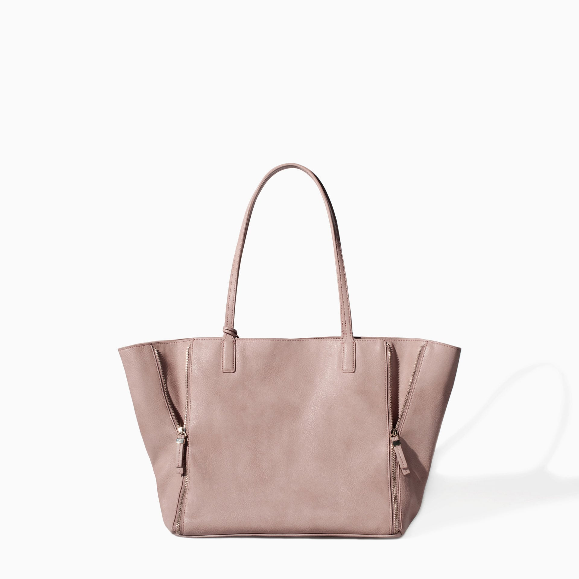 Zara Combined Shopper Bag ($80)
