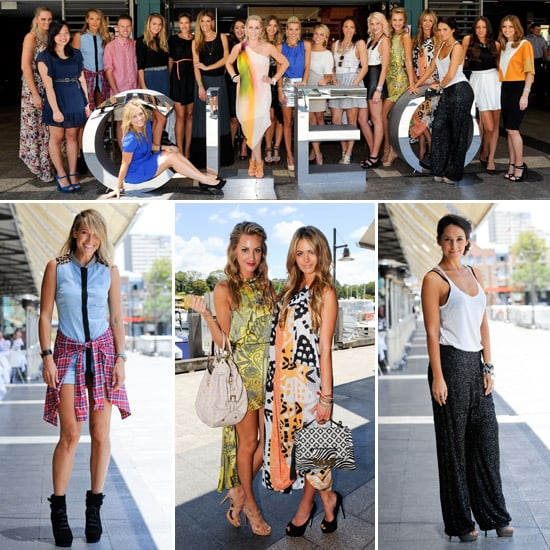 Aussie Ladies Join Cleo For a Lunch to Decide This Year's Most Eligible Bachelors
