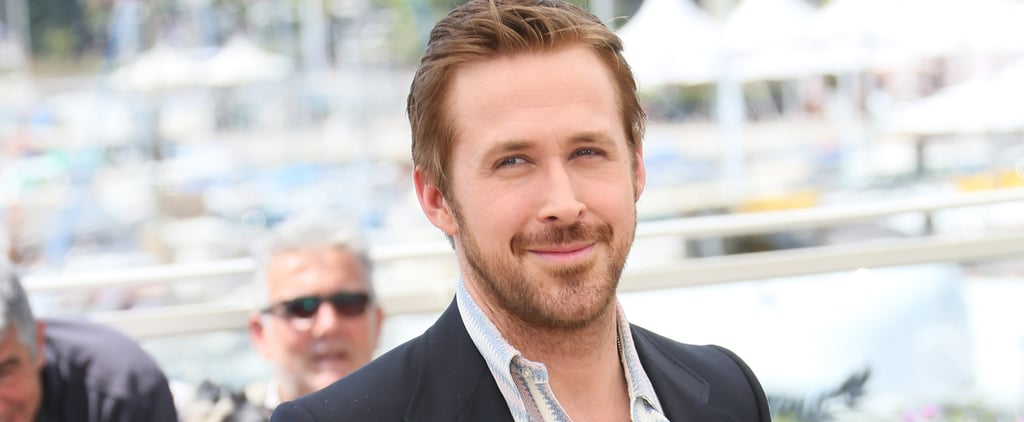 Swoon Over Ryan Gosling's Sexy Week at the Cannes Film Festival