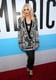Gwen Stefani wore an embellished jacket at the American Music Awards.