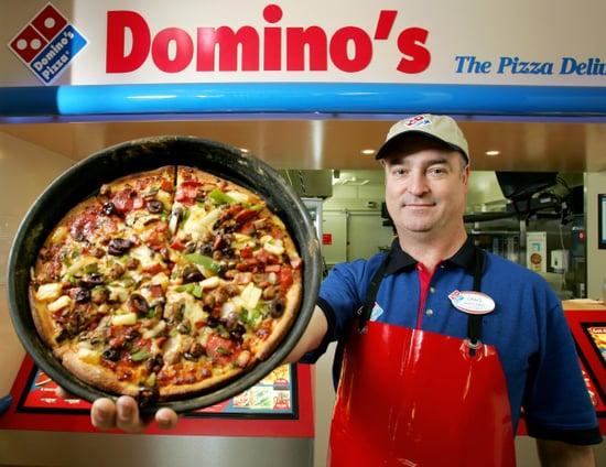 Domino's Overhauls Core Pizza Recipe