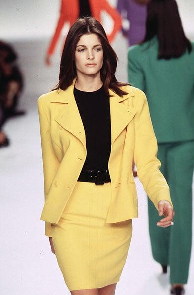 Model Muse: Stephanie Seymour
