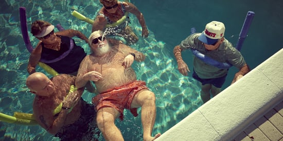 Photos Reveal The Secret Lives Of Off-Season Santas