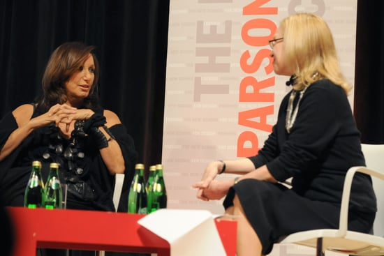 """Donna Karan on the Current Fashion System: """"We're Killing Our Own Industry"""""""
