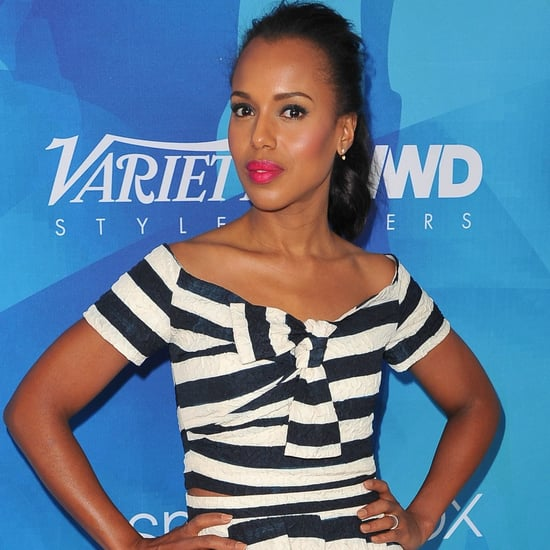 Kerry Washington at Variety WWD Stylemakers Event