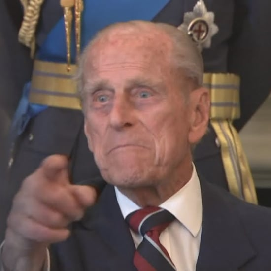 Prince Philip Cursing at Photo Shoot | Video