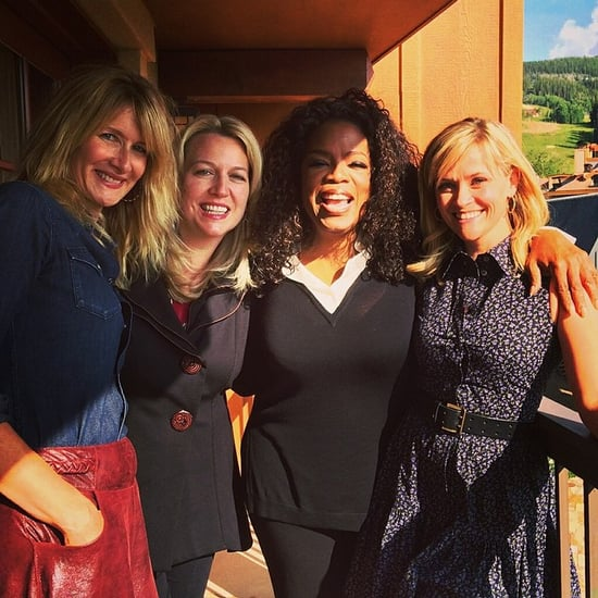 Nothing Is Sweeter Than Reese and Oprah Together at Last
