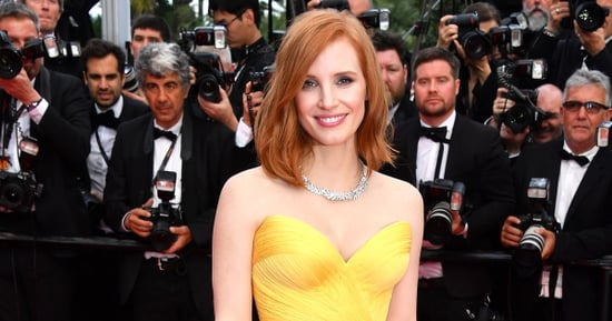 Jessica Chastain's 2016 Cannes Gown Is Insanely Similar to Her 2011 Look — See the Pictures