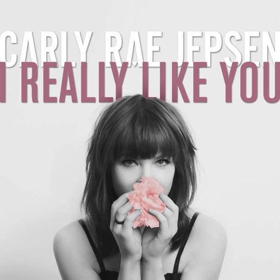 "Carly Rae Jepsen ""I Really Like You"" Song"