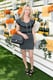 Nicky Hilton's dress showcased her stems.