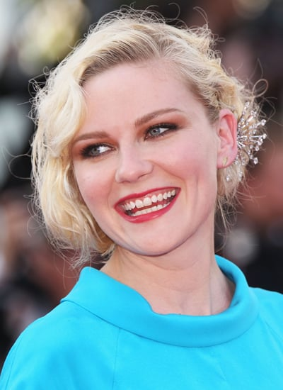 Kirsten Dunst at the Palme d'Or Award Closing Ceremony