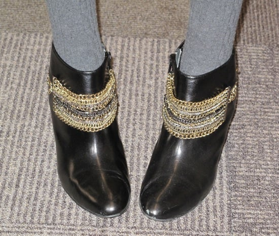 Fab DIY: Blingin' Shoe Chains