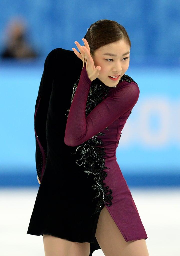 Yuna Kim, South Korea