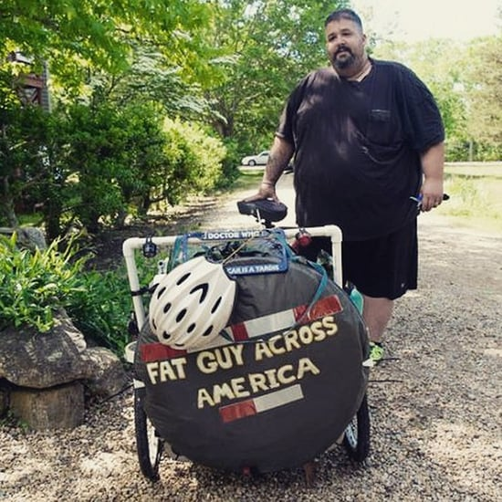 Man Bikes Across America to Save Marriage