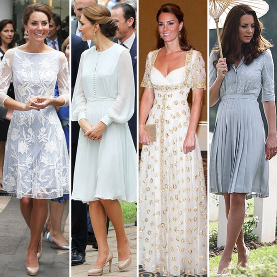 Kate Middleton Continues Her Style Reign in McQueen, Packham, and More