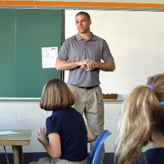 Jordy Nelson Talks Fatherhood and Teaching