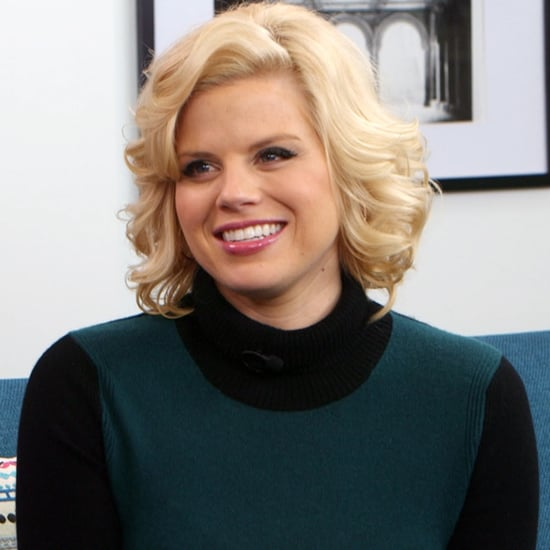 Megan Hilty Interview