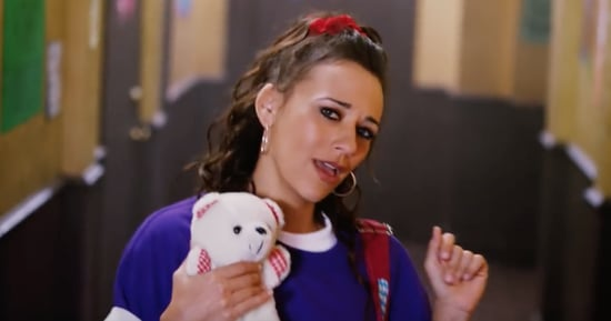 Rashida Jones Pays Homage To The '90s With 'Flip And Rewind' Music Video