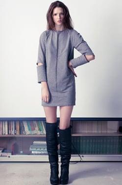 Organic cotton dress.