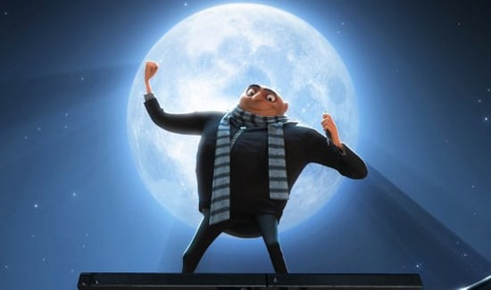 Despicable Me Takes No. 1 Spot at the Box Office, Beats Eclipse